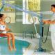 Sollevatore elettrico estraibile per piscina Liftpool Seat E